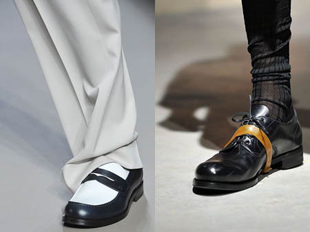 Мужские туфли 2011