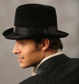 фетровая шляпа фото
