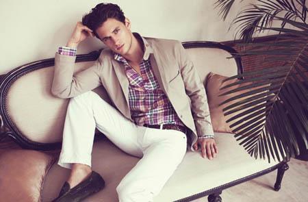 мужская мода лето 2011 фото