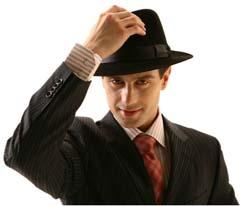 Мужская шляпа фото