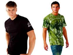 Мужские футболки 2011