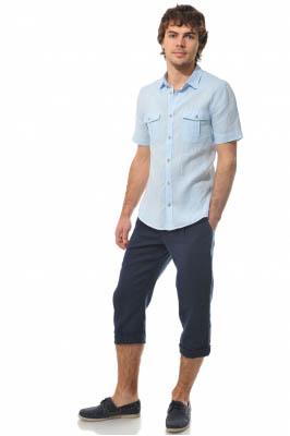Модные мужские бриджи