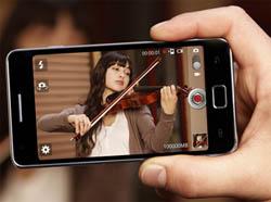 Samsung Galaxy S II обзор