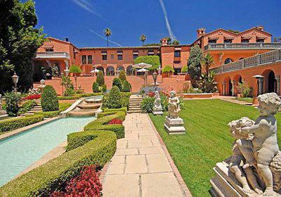Hearst Mansion (Беверли-Хиллз, Лос-Анджелес)