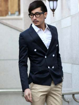 Молодежные мужские пиджаки фото
