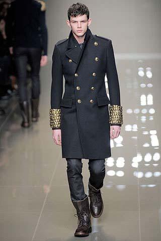 Мужские пальто 2011