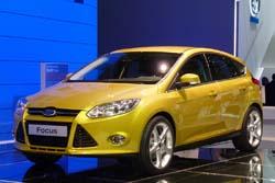 Ford Focus 3 хэтчбек