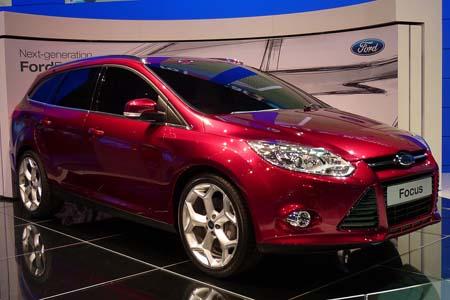 Ford Focus 3 хэтчбек фото