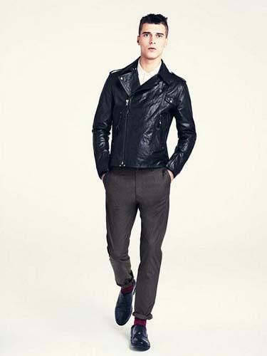 Мужские куртки осень 2011