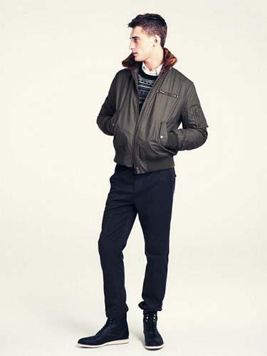 Мужские куртки осень 2011 фото
