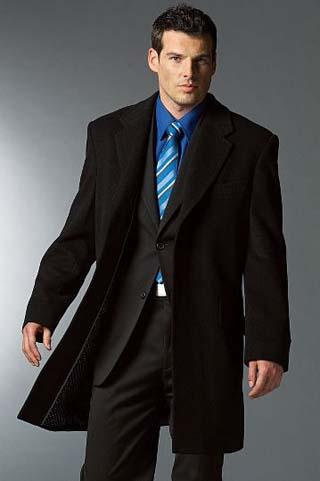 Модные мужские плащи