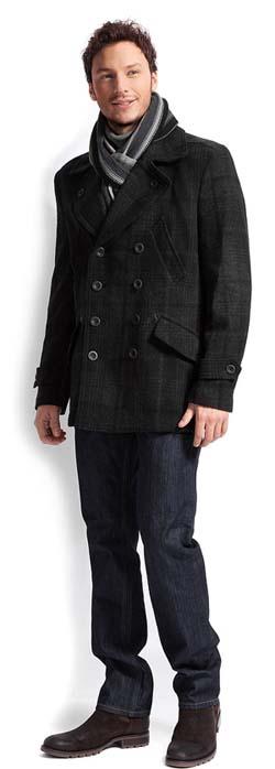 Мужские пальто 2011-2012