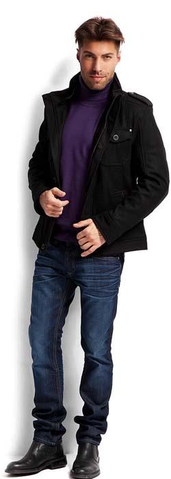 Мужское пальто 2012 от Mexx