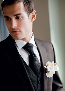 Мужчина перед свадьбой