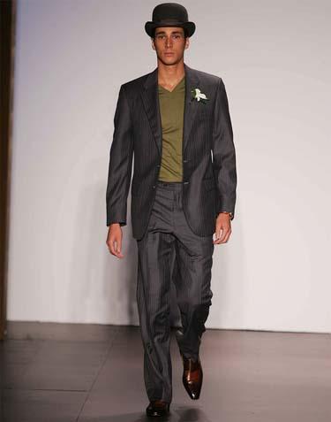 Модные мужские брюки 2012