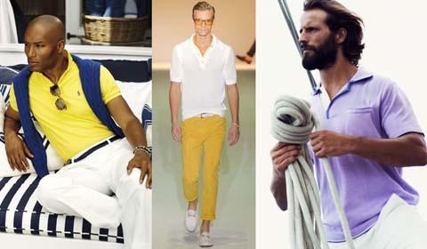 Модные мужские футболки 2014