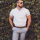 Мужская мода весна лето 2017