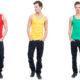 Модные мужские майки 2017
