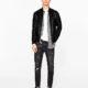 Модные мужские кожаные куртки 2017