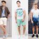 Модные мужские шорты 2018