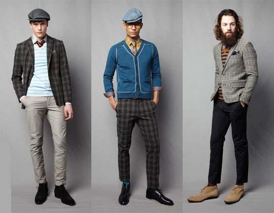 Ретро стиль в одежде и интерьере всегда ли в моде  b9cd2a2426cbd