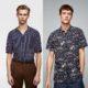 Мужские рубашки 2018 с коротким рукавом