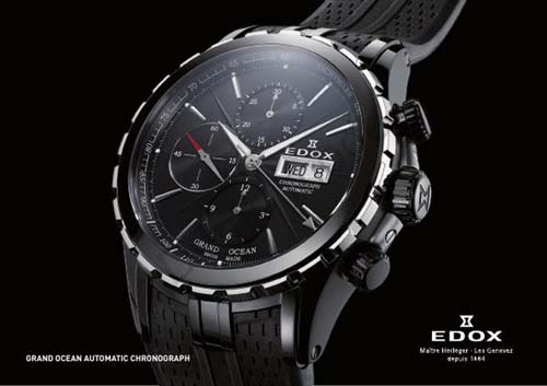 Grand Ocean Automatic Chronograph